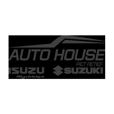 Autohouse Piet Retief Logo Grey