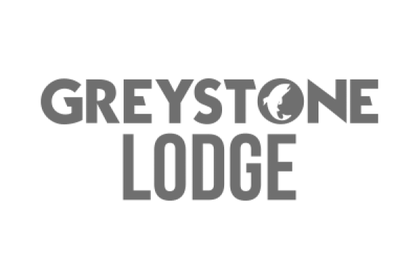 Lodge Website. Greystone Lodge Logo Grey