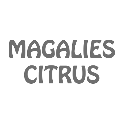 Magalies Citrus Logo in grey