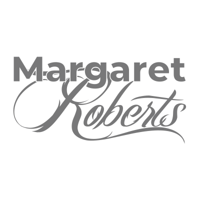 Margaret Roberts Herbal Centre Logo in grey