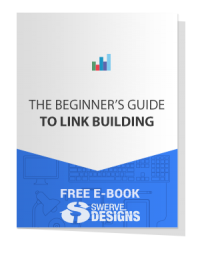 The Beginner's Guide To Link Building Book Cover